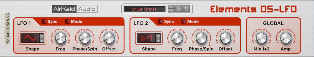 Elements DS-LFO FRONT