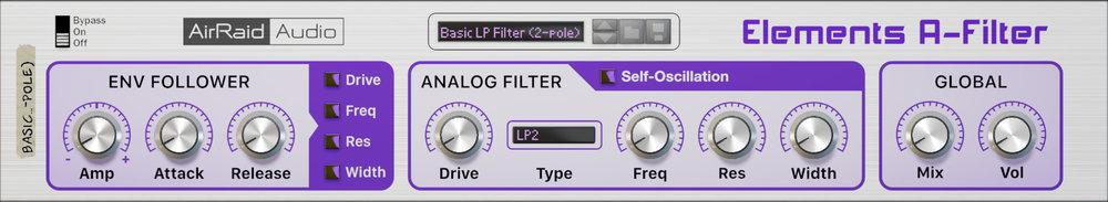 Elements  A-Filter