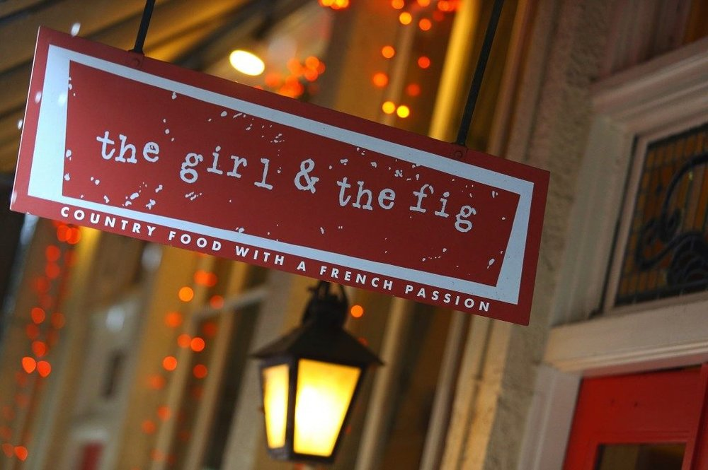 The Girl & the Fig -
