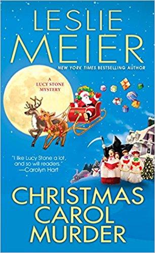 "Leslie Meier ""Christmas Carol Murder""  (Completed)"