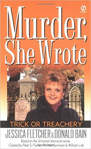 "Murder, She Wrote ""Trick or Treachery""  (Completed)"