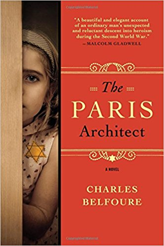 "Charles Belfoure ""The Paris Architect"""