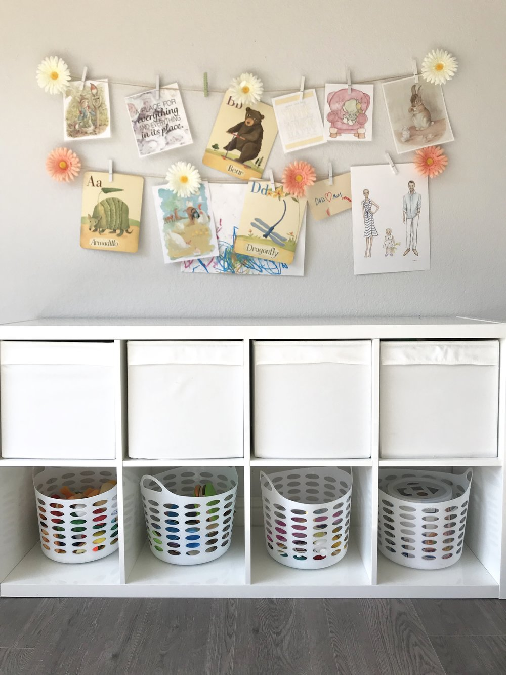 Kitchen Toy organization