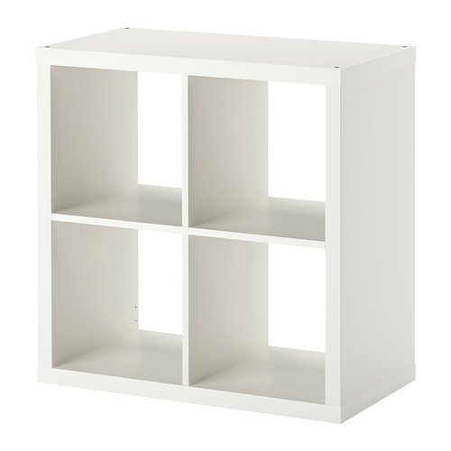 4 square bookshelf