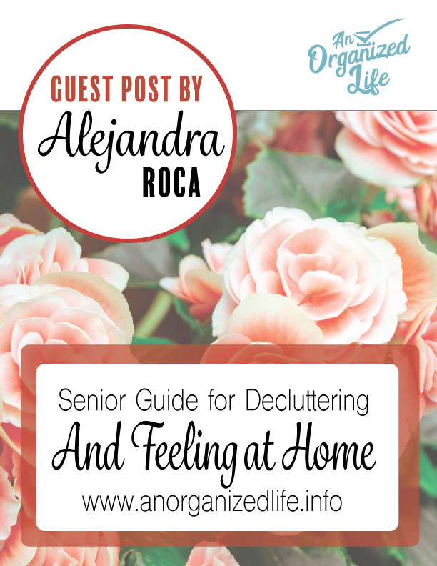Senior Guide to Decluttering