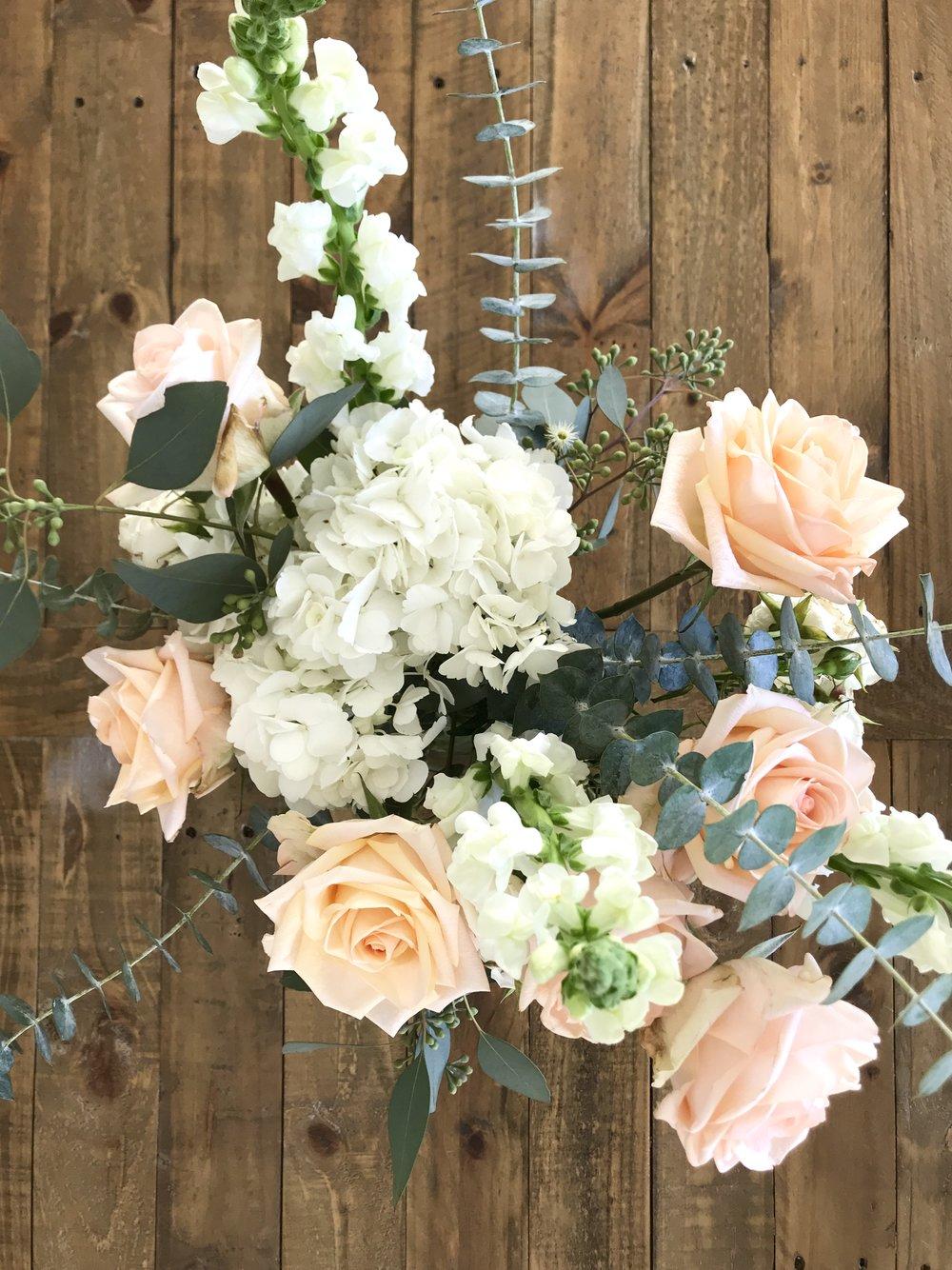 Simple Joys: Fresh Flowers and Stillness