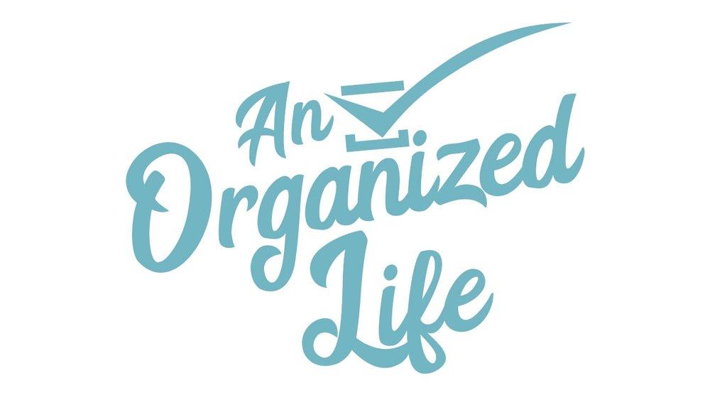 An Organized Life