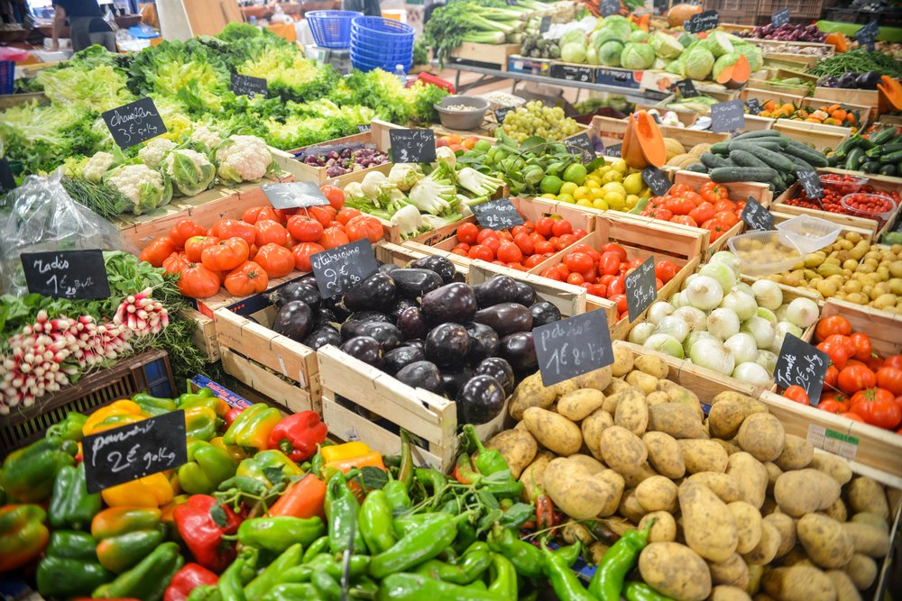 Grocery shopping: Quick and Easy
