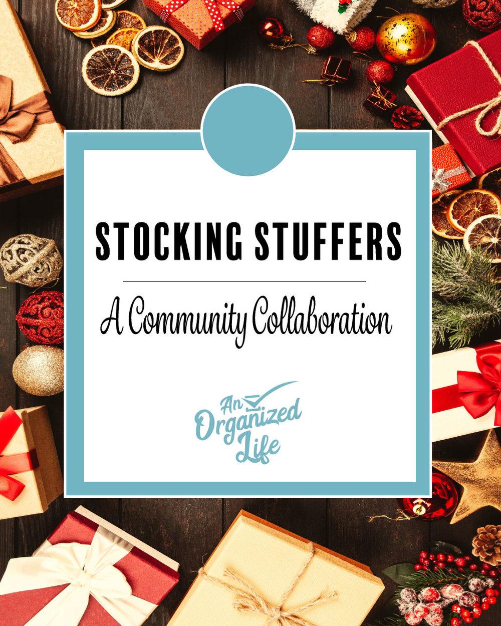An Organized Life: Christmas