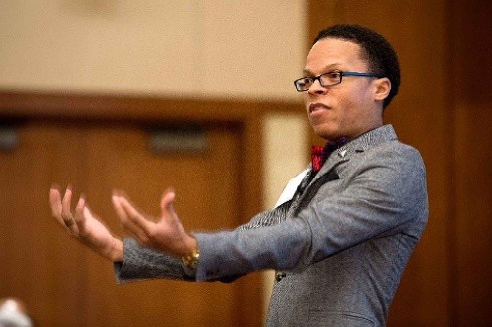 Dr. Terrell Strayhorn; Keynote Speaker for the 2016 Uplifting Black Men Conference
