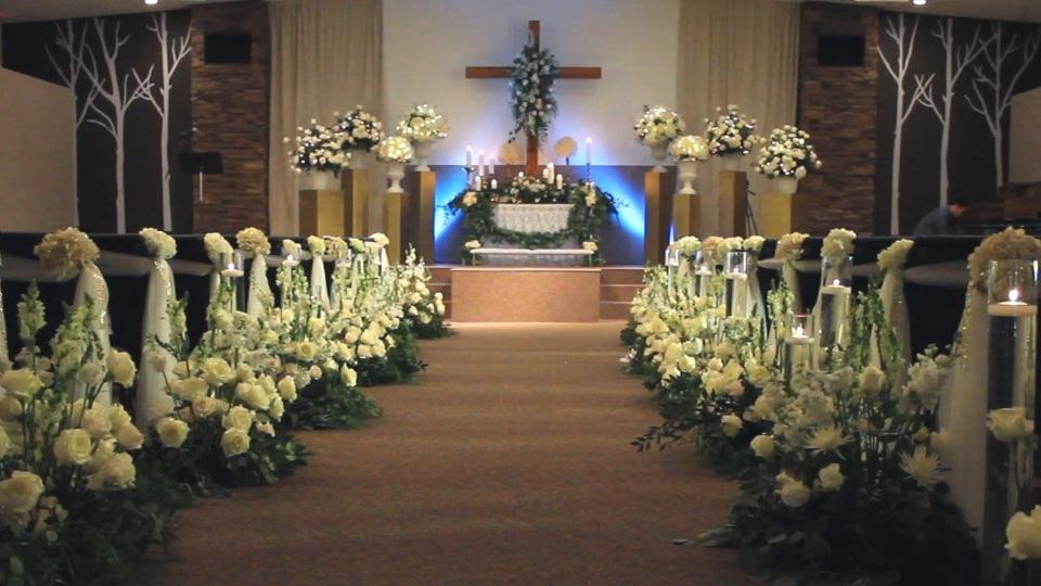 Church decorations