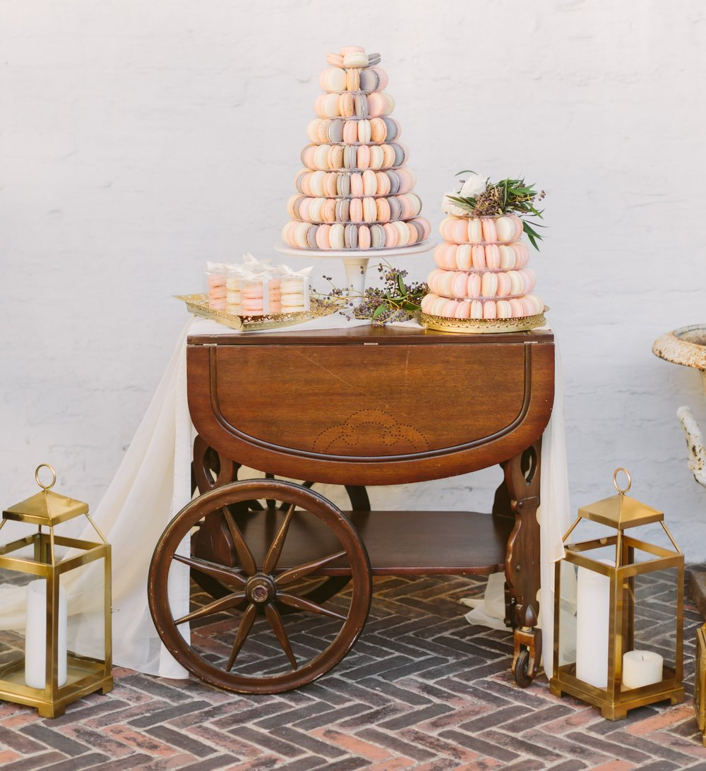 Gracefully Wed-Wedding- Macaron Tower.jpg