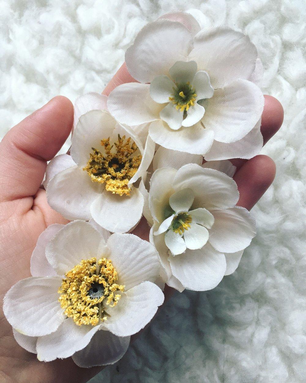 Silk Florals -