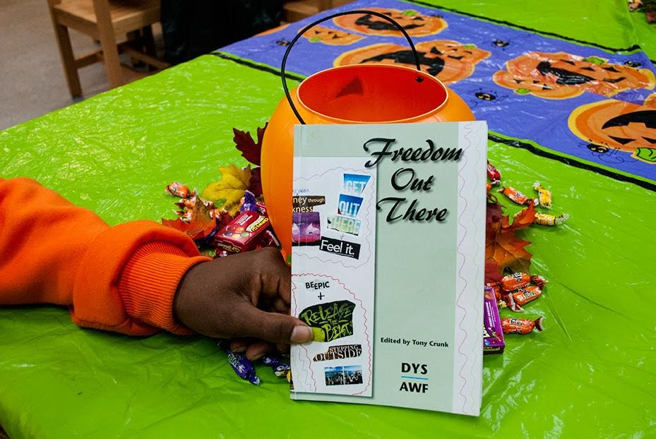 Freedom Out There was celebrated on the Vacca campus of the Alabama Department of Youth Services in Birmingham, AL