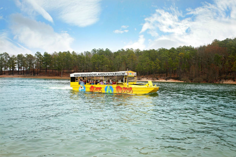 Broken Bow Lake Duck Tours