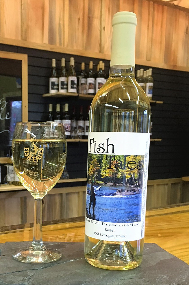 Fish Tales Winery