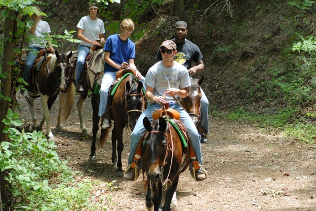 Riverman Trail Rides