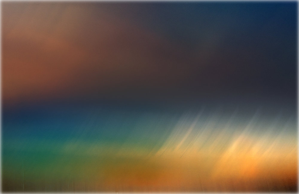 CHRISTINE DAVIS  Double Blind Stack B-11 (03.03.2017)  2017 unique archival inkjet print 13 x 19 inches