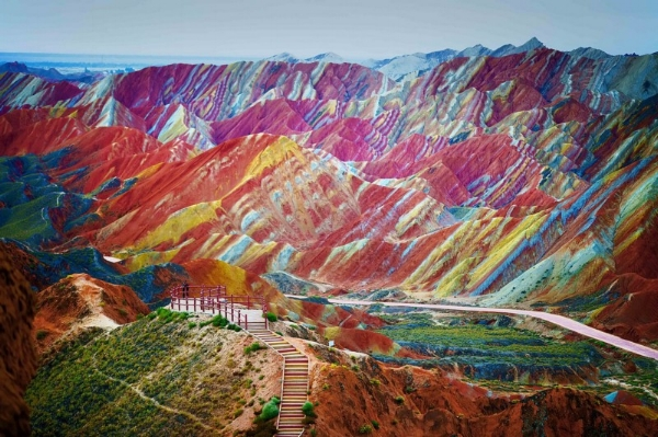 In 2014, the global public and social innovation lab landscape resembles the Zhangye Danxia Mountains.