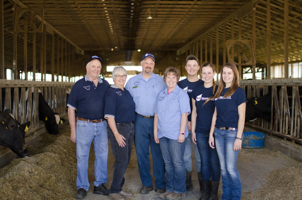 The Hornings are proud to be part of Michigan's strong dairy industry, providing jobs for the community and their state.