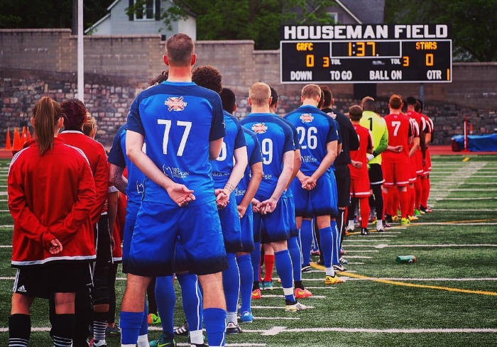 GRFC earned a 1-0 result at home against the Stars back on May 26th at Houseman Field