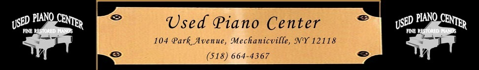 Used Piano Center