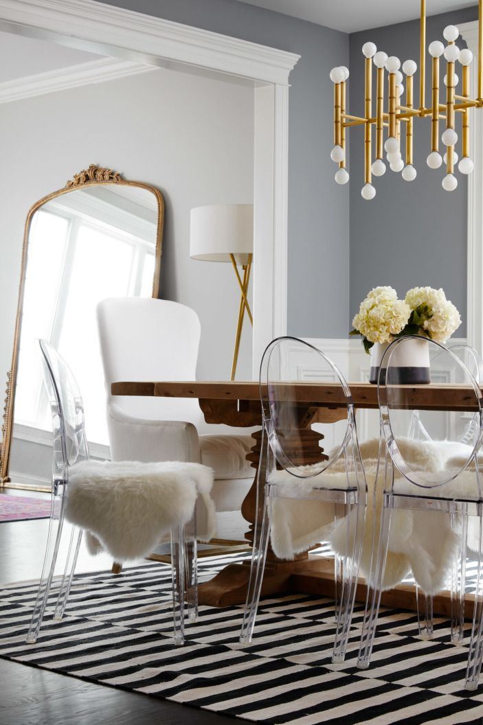 The Lucite Furniture Trend is Back and Strong!