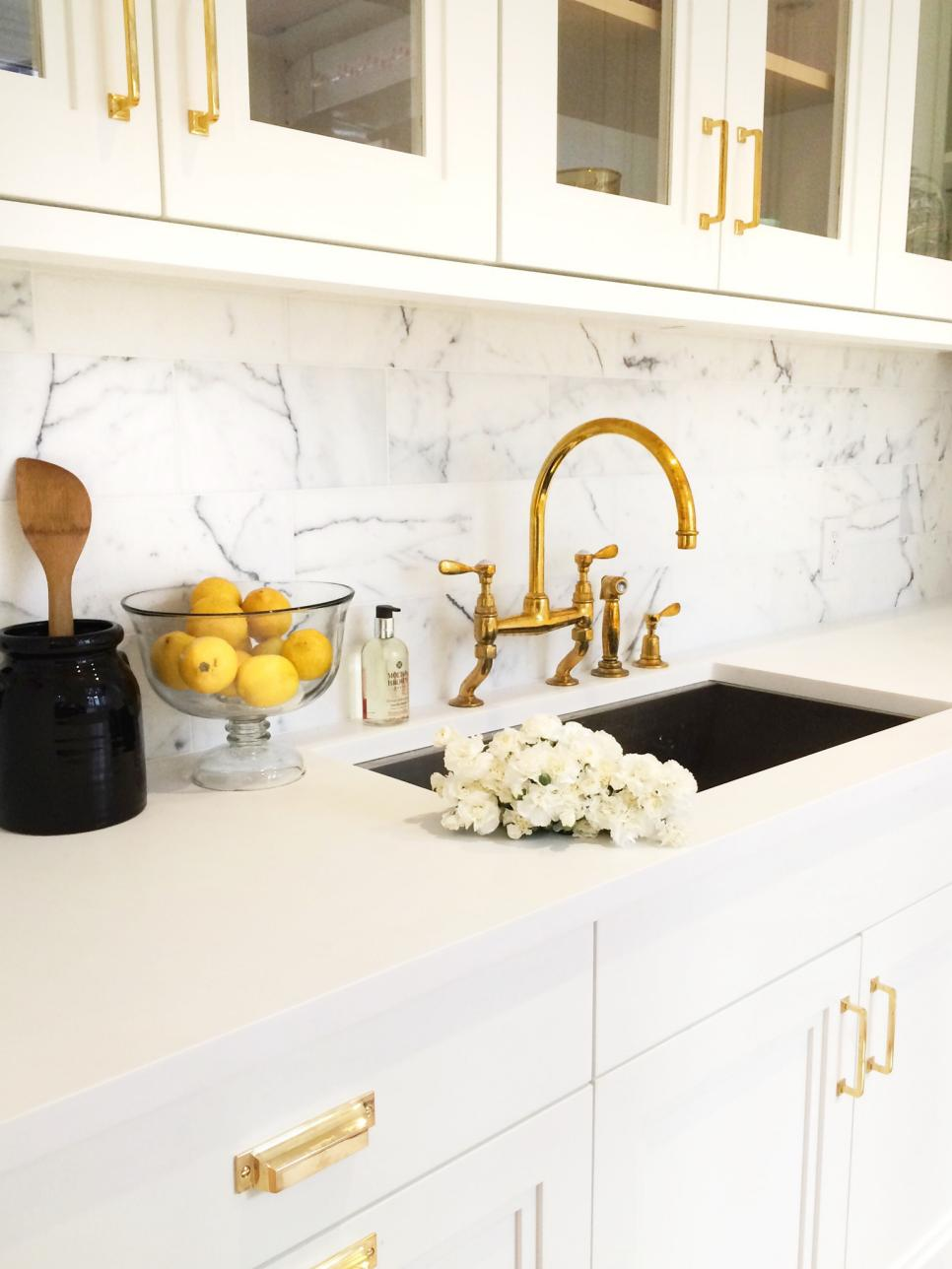 Brass Fixtures are on Trend and they are beautiful.