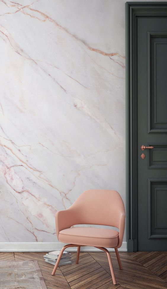 Image from Murals Wallpaper - Yes Marble Wallpaper
