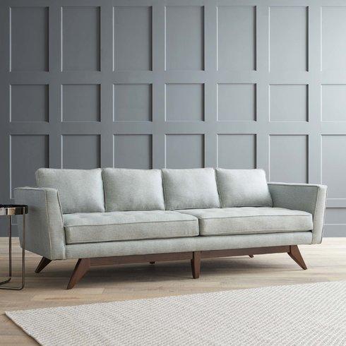 Sofa - I used Zula Navy