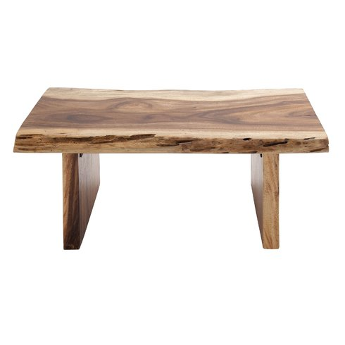 Live Edge Coffee Table bring in the Cozy and Warmth!