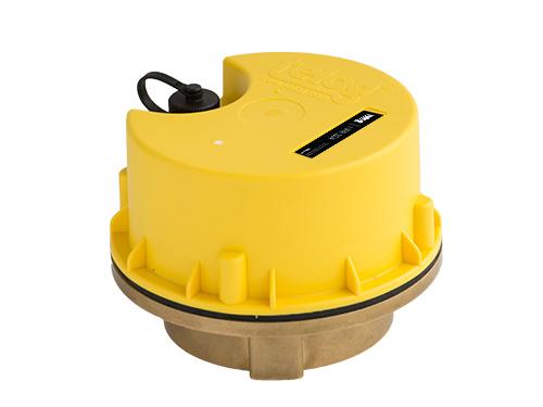 wireless hydrant pressure recorder