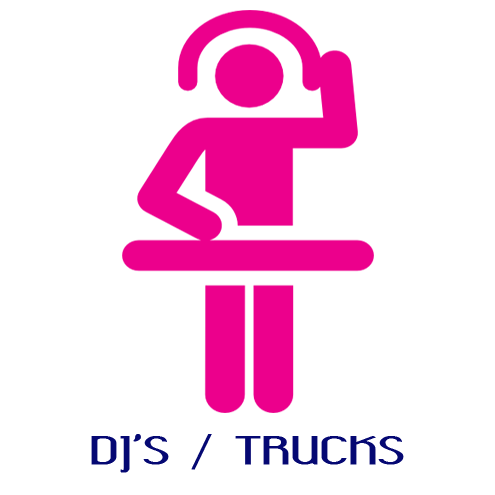 DJ'S / TRUCKS  We going MAD with the finest blend of local and foreign DJ's on the circuit:  Hans & Gonzo (Diego Martians) : Assassin Singh : Brandan Duke (Worlds Record youngest DJ) and more.  Two 40ft music trailers jamming while the two 40ft drinks trucks keep the good times flowing.  We promise that the duttiness cya dun with the endless amount of MAD mud, paint, powder & cocoa. This will be colorful MADness!!  Loook out!! Newly added for your comfort.....the MAD WEE WEE TRUCK!!