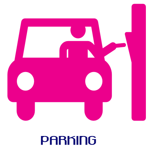 PARKING  Limited Secured Parking Available at Hasely Crawford Stadium  Details to follow in your MAD Masquerader Letter in your MAD baggie.