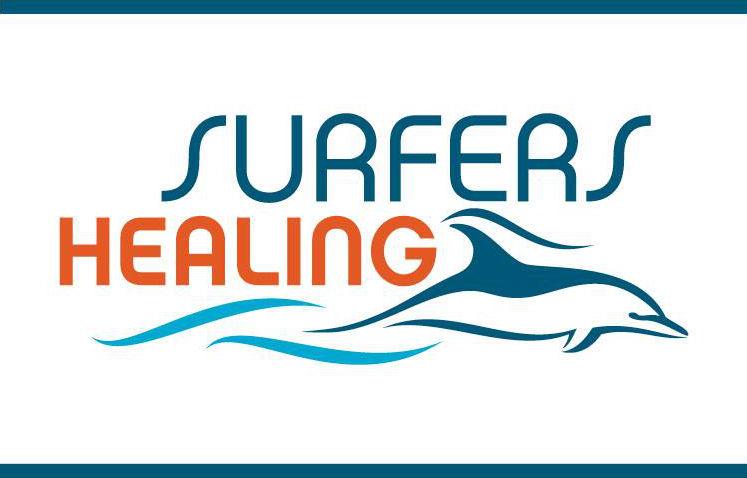 Surfer healing
