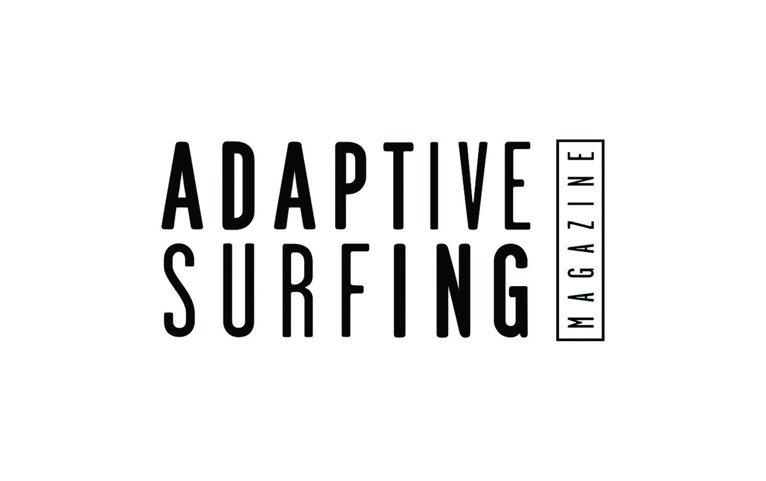 Adaptive Surfing MAGAZINE