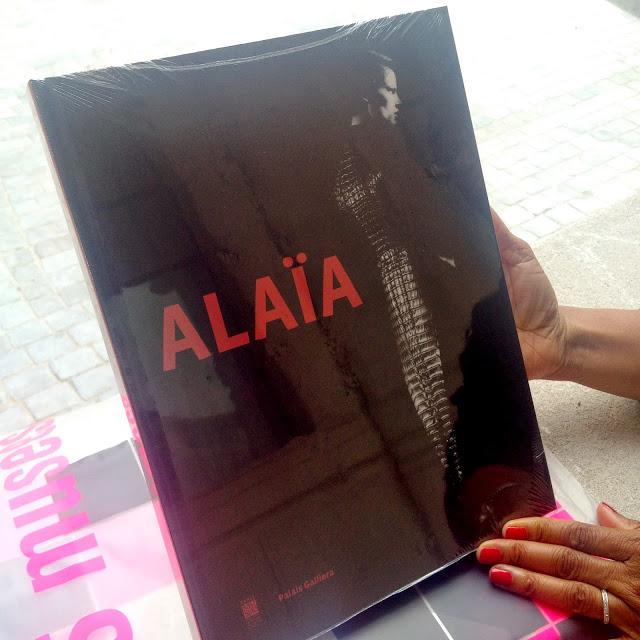alaia book, alaia exhibit, palais galliera, musee de la mode