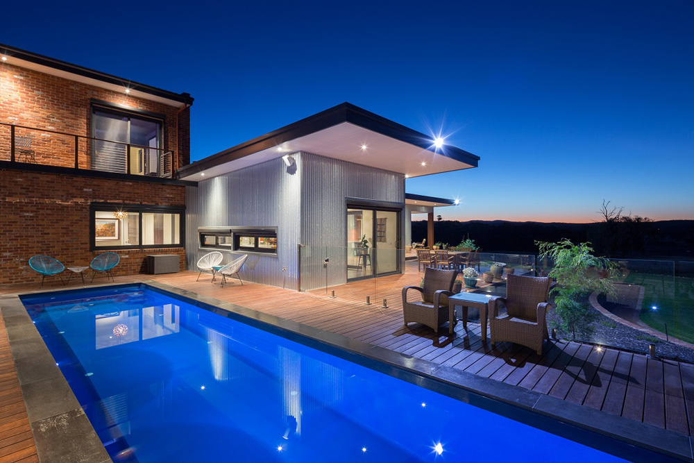 Country+retirement+home,+lap+pool,+passive+solar+home,+corrugated+iron+house.jpg