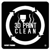 3DPrintClean - Changing the World of 3D Printing