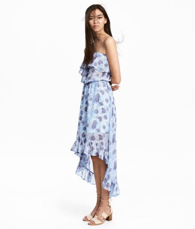 Flounced Dress - H&M    $80.00