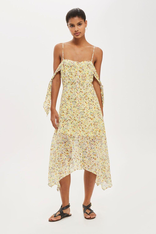 Floral Dress - TOPSHOP    $100.00