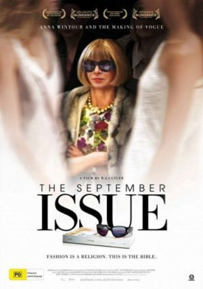 This documentary takes you through the doors of the offices of Anna Wintour, Grace Coddington, and those fabulous clothes as they prepare for their famous, 840 page, September Issue.
