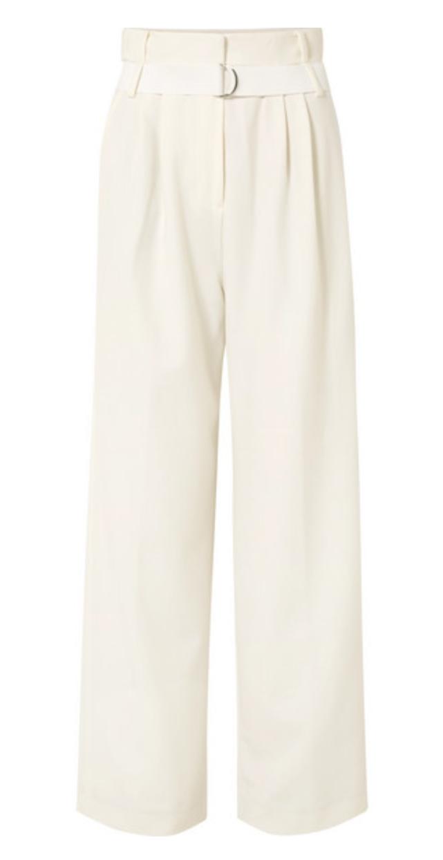 Net-A-Porter - TIBI Mora Stella Twill Pants $550