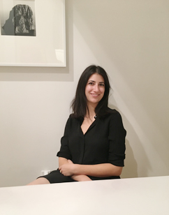 Jessica Witkin is the Director at Moran Bondaroff, Los Angeles. She has a degree in Art History from USC, and has worked in contemporary galleries since 2007, including at David Zwirner and Salon 94, New York. She has been on the committee of the BAM (Brooklyn Academy of Music) Benefit Art Auction 2015 and 2016, and is currently co-chair of the Associates group of American Friends of the Israel Museum, West Coast.