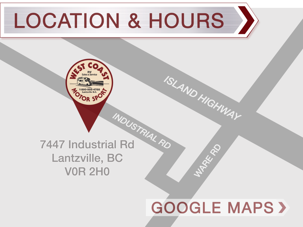 Location & Hours - Click to Launch Google Maps