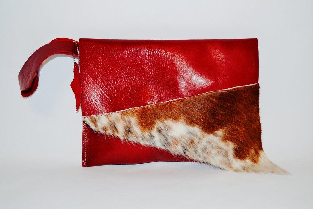 Sedona Red Rock Wristlet Clutch $120.jpg