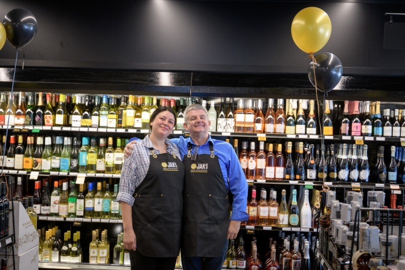 New West Liquor Store Helping Vulnerable Families - June 22, 2018 Theresa McManus / New West Record