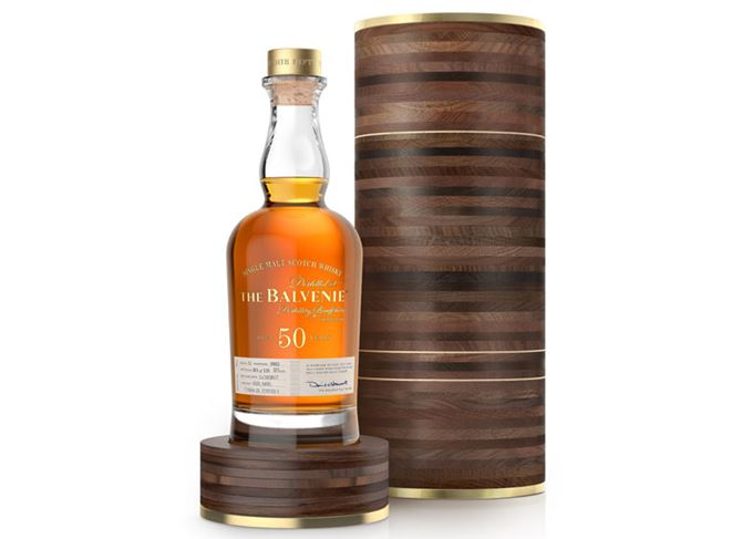 The Balvenie Fifty: Rare and pricey whisky hits the shelves in Vancouver - December. 6, 2018 By Harrison Mooney / Vancouver Sun