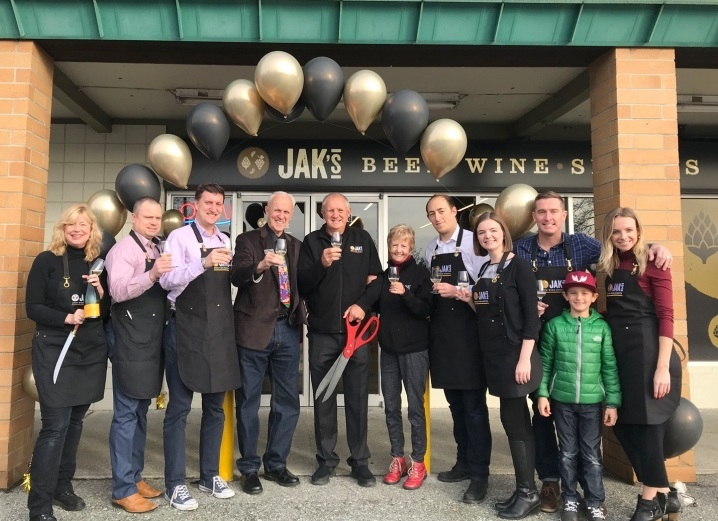 There's a new liquor store open at Parkcrest in Burnaby - January. 8, 2019 By Cayley Dobie | Burnaby Now