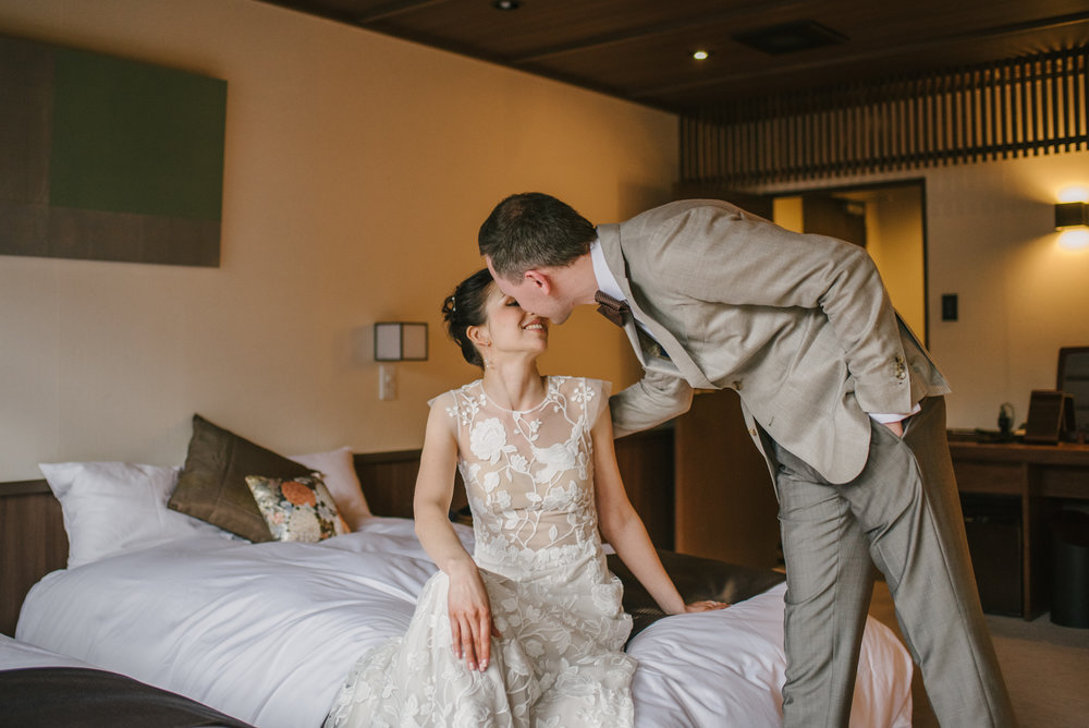 kyoto japan wedding elopement
